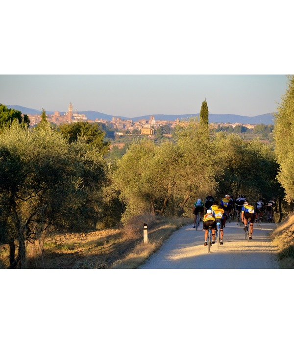 Bike trip on the Eroica route