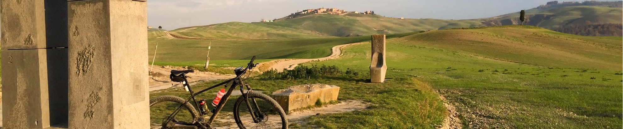 Self guided bike tours in Tuscany